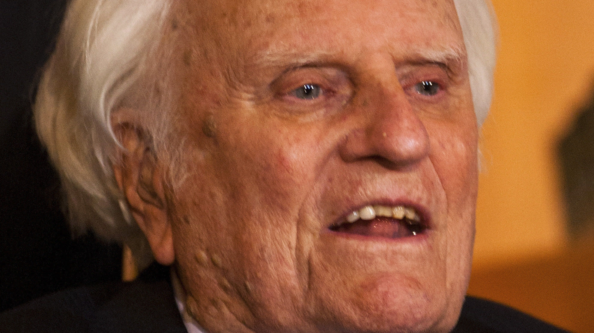 Billy Graham, 'America's Pastor' And Noted Televangelist, Dead At 99