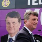 European election results: Ukip leader Gerard Batten loses his seat