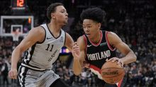 Anfernee Simons could be the team's future or a trade chip: Trail Blazers season review, look ahead
