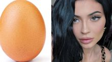 Egg beats Kylie Jenner as most liked photo on Instagram