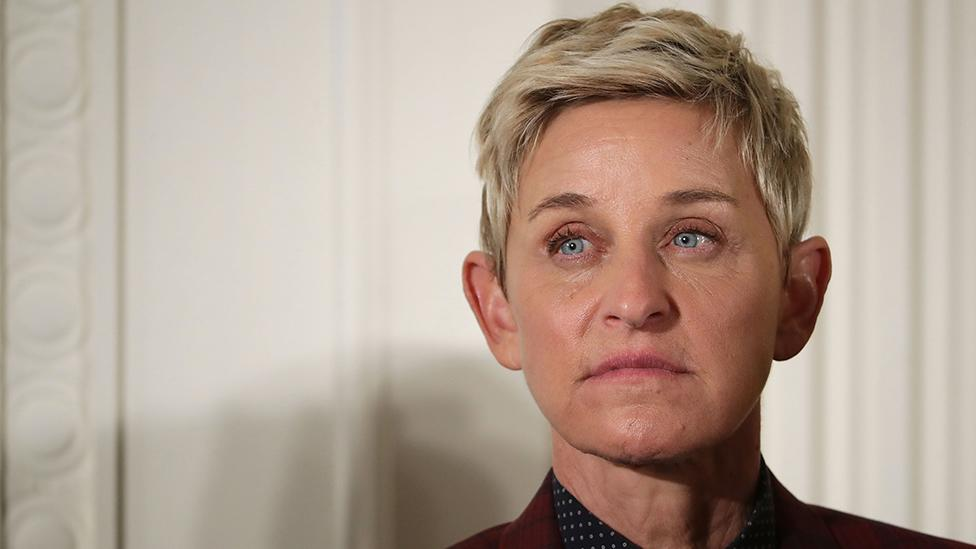 The Ellen Degeneres Show Scandal