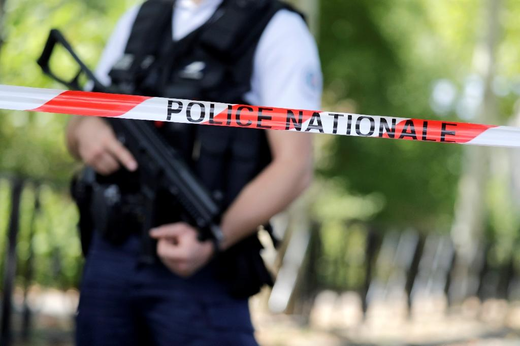 Officials say the 36-year-old, who was shot dead by police after Thursday's stabbing spree in the town of Trappes, had major psychological problems and was on a watchlist of suspected radicals (AFP Photo/Thomas SAMSON)