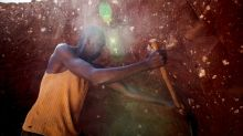 Cobalt prices soar, but Congo's small miners see little of the gain