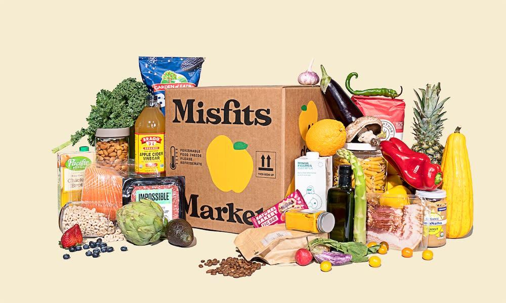 Discount grocery startup Misfits Market raises $200M