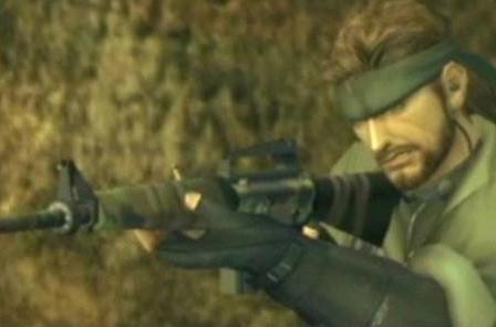 Metal Gear Solid: Snake Eater 3D 'The Naked Sample' surfaces in 3DS lineup list