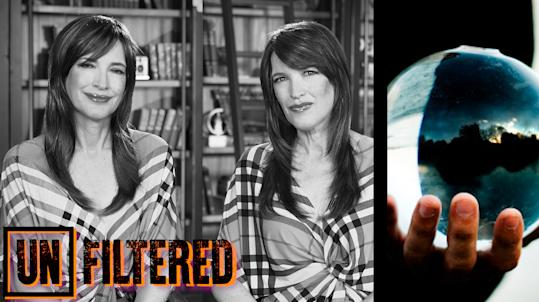 Unfiltered: 'We're the psychic twins '