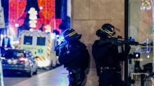 Gunman on the run after killing 4 at Strasbourg Christmas market