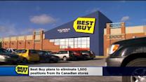 Best Buy To Cut Jobs In Canada