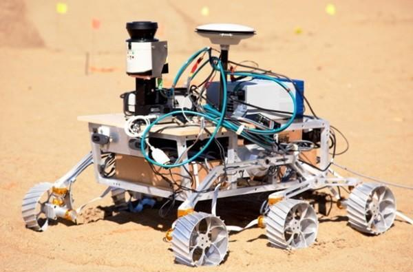 Kapvik micro-rover is the useful sidekick Mars Rovers have always dreamed of