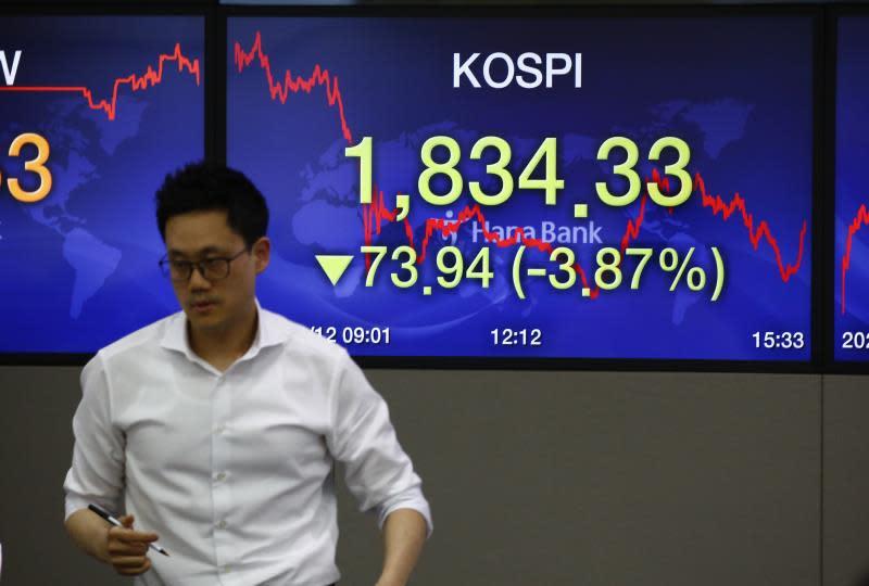 La captura de beneficios hace retroceder a Seúl casi un 1 %