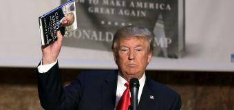 """Por """"radioactivo"""", las grandes editoriales no estarían dispuestas a publicar un libro de Donald Trump"""