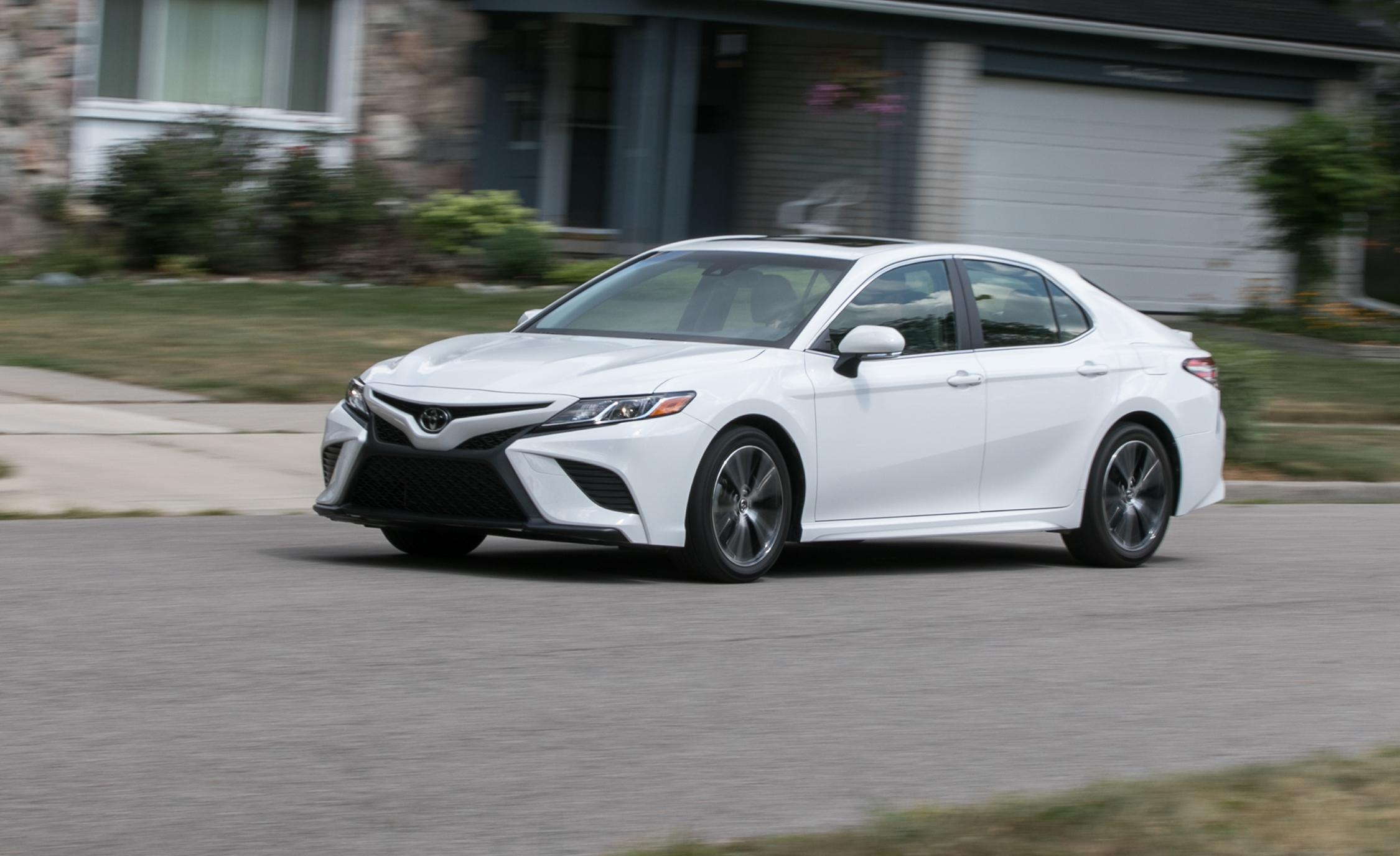 Toyota Camry Vs Honda Accord >> What Is 0 To 60 Time For 2018 Toyota Camry | Autos Post