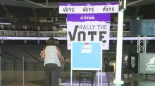Kings Bring 'Rally The Vote' To Golden 1 Center As Arena Transformed Into Voting Center