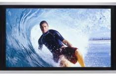 Fully waterproof 70-inch 1080p LCD HDTV goes great in yachts