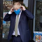 Mandatory face masks will help Britain 'go back to work', Boris Johnson suggests