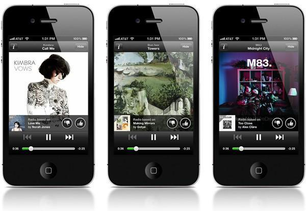 Spotify brings radio feature to iOS, offers streaming to non-premium users