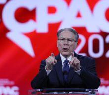Federal judge dismisses NRA's bankruptcy case