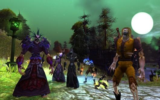 Ethnologist researches the development of social skills in World of Warcraft