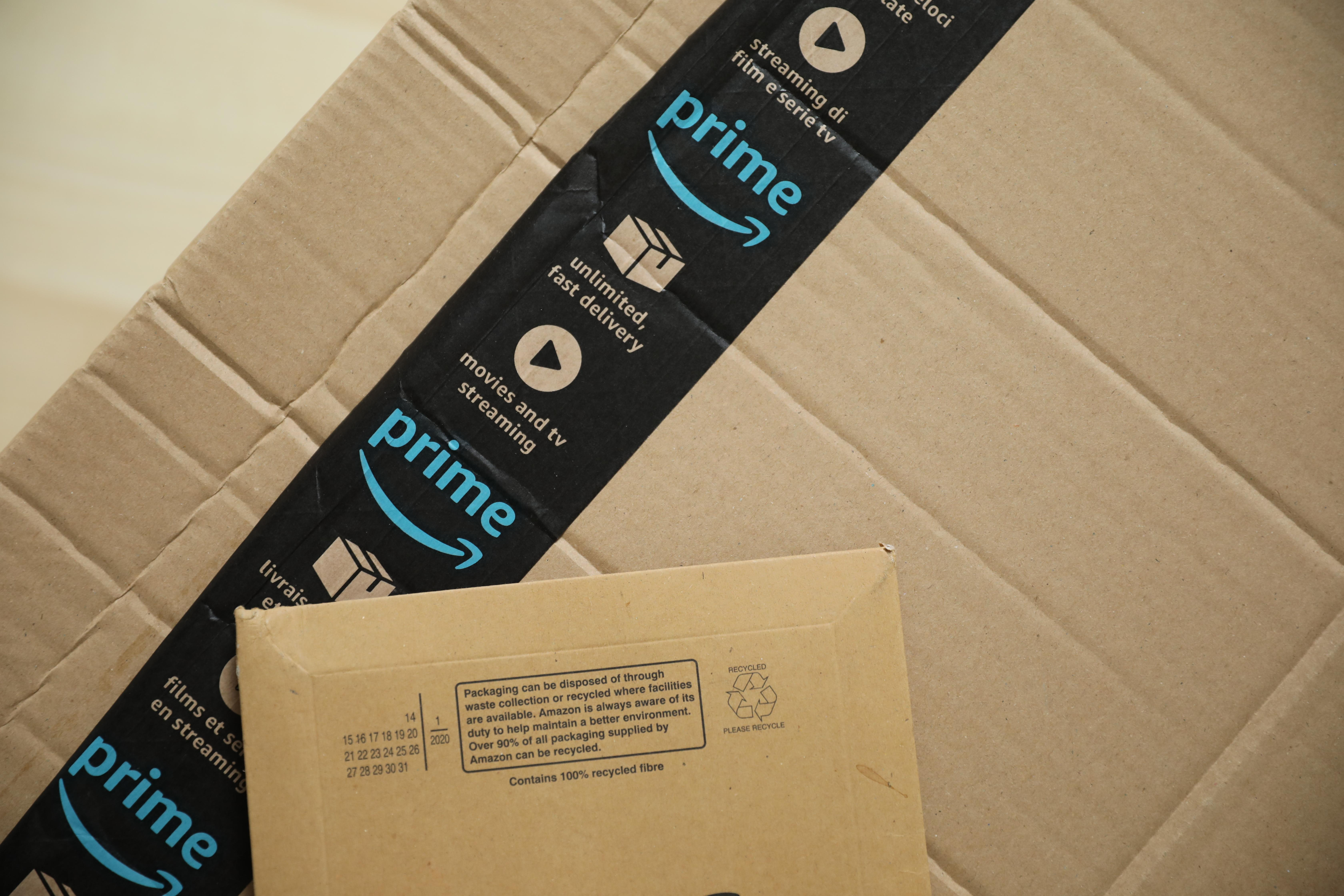 Amazon Packages In Stuttgart