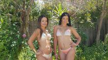 La ex Miss Universo Dayanara Torres posa en sexys bikinis a sus 43 años; míra sus fotos