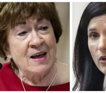 AP FACT CHECK: No proof Sen. Collins voted to help husband