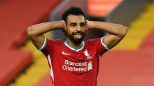 Salah hat-trick saves Liverpool, Arsenal cruise as Premier League returns