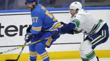 Ben Kuzma: Perron still producing for Blues, still a draft wound for Canucks
