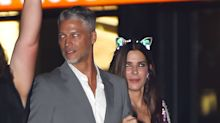 Frisky Date Night! Sandra Bullock Sports Cat Ears While Cozying with Boyfriend Bryan Randall