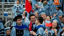 Chinese still choosing to study in US despite hostilities – but growth of the trend slows sharply