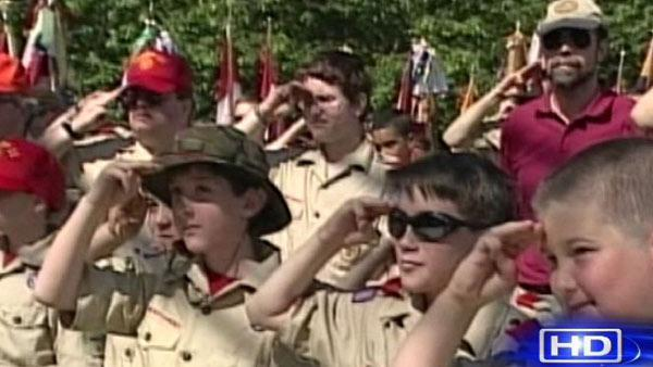 Boy Scouts of America may end ban on gays