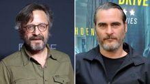 Joaquin Phoenix's Joker Movie Eyes 'Glow' Star Marc Maron (EXCLUSIVE)