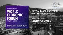 World Economic Forum Davos 2018