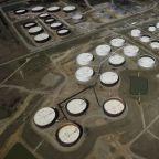 Oil slips as Trump, France's Macron talk Iran deal