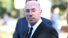 As coronavirus ravages his native New York, media mogul David Geffen observes a sunset from his $400 million superyacht: 'I'm hoping everybody is staying safe'