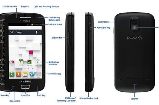 Samsung Galaxy S Relay 4G shows off all sides, sticks with new name