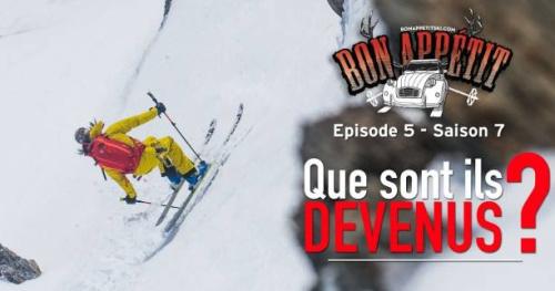 Ski - L'équipe de «Bon Appétit» dans le futur pour son 50e épisode