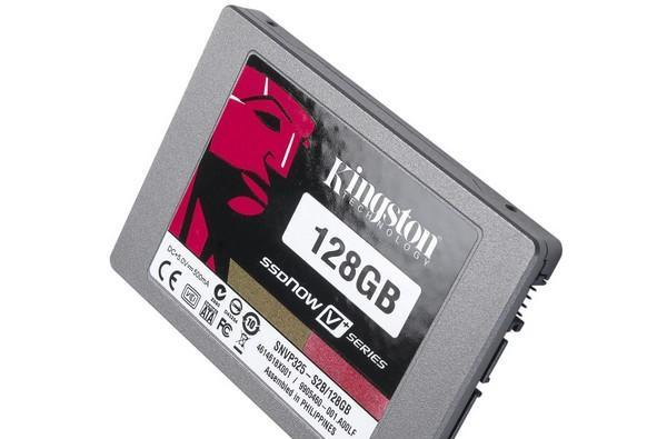 Kingston's latest SSDNow V+ reviewed in 128GB flavor
