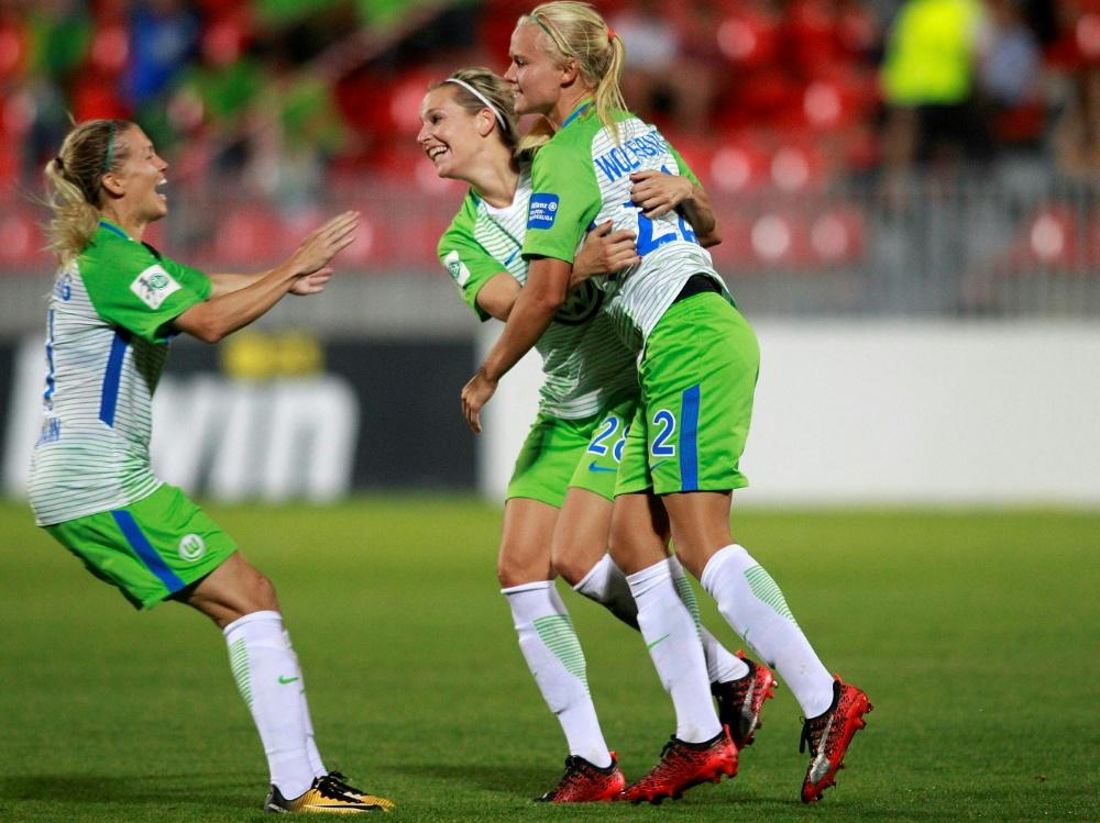 Wolfsburg Bayern Ergebnis