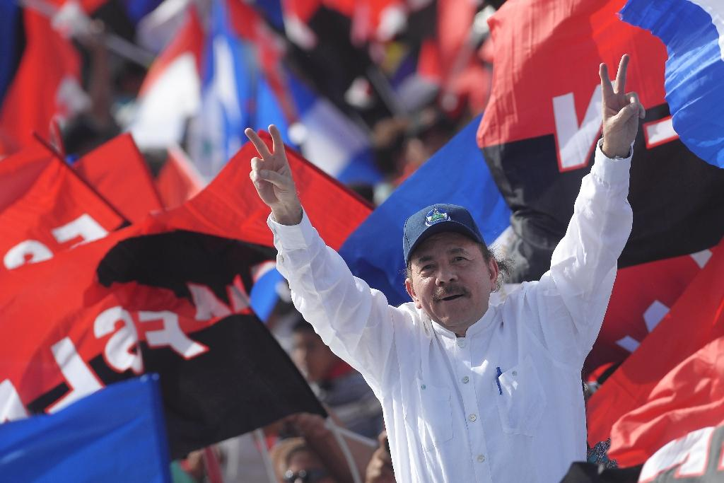 Nicaragua's President Daniel Ortega has refused to step down and vowed to see through his current term to 2021