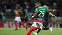 Zagueiro do Marítimo celebra marca de 50 jogos pelo clube: 'segunda casa'