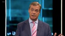 ITV Debate: Nigel Farage Defends Donald Trump's Lewd Comments About Women: 'Men Say Dreadful Things Sometimes'