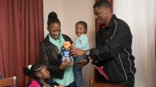 Aaron's, Progressive Leasing and Warrick Dunn Charities Present Fully Furnished Home to Deserving Single Parent Atlanta Family