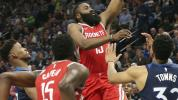 Third gear: Rockets devastate Wolves with run