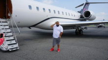 DJ Khaled Overcomes Fear of Flying With Help From Asahd: 'I'm Fearless Now'