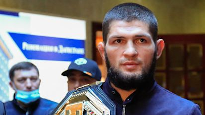 Here's what could bring Khabib back to the UFC