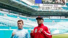 Alvarez Headlines First Boxing Card At Dolphins Home Stadium
