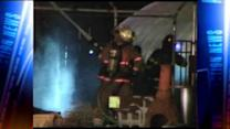 Fire spreads through Lehigh Valley plastic and metal facility