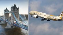 Etihad Airways resumes flights to UK with one major difference