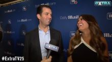 President Trump is a re-gifter, according to son Donald Trump Jr.