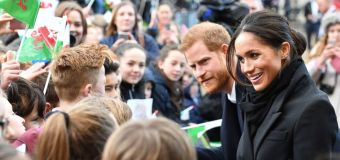 Meghan Markle says Prince Harry is a feminist